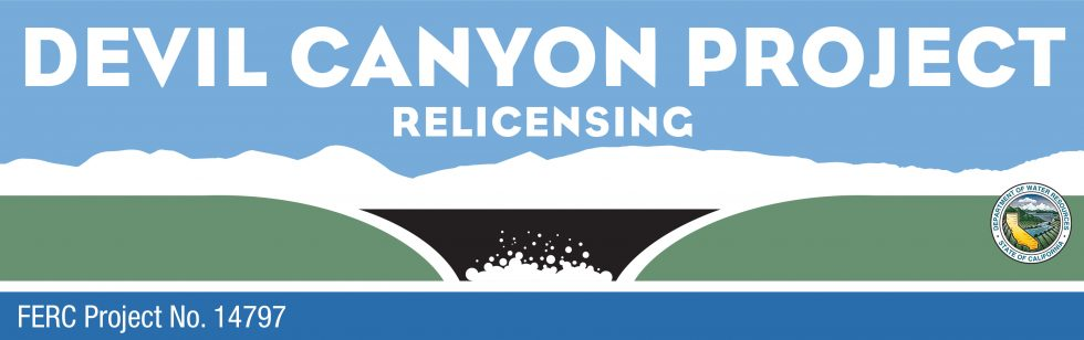 Devil Canyon Project Relicensing Logo